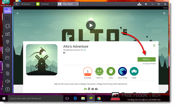 Alto's Adventure For PC Download Free install