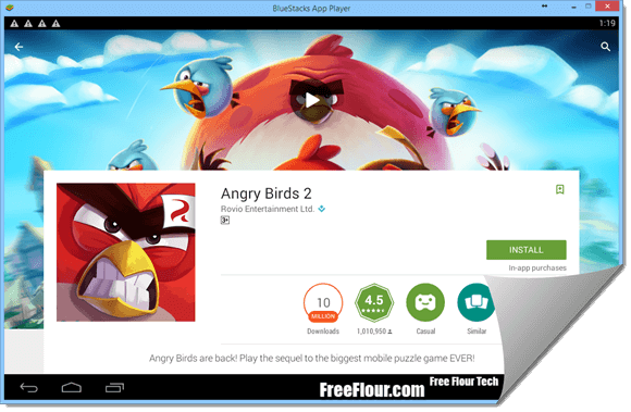 Angry Birds 2 For PC Download free Windows 7 8 10 Mac