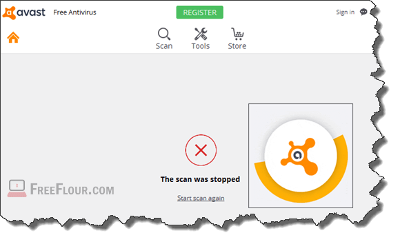 Avast Freezes or Hang Computer reinstall Fix