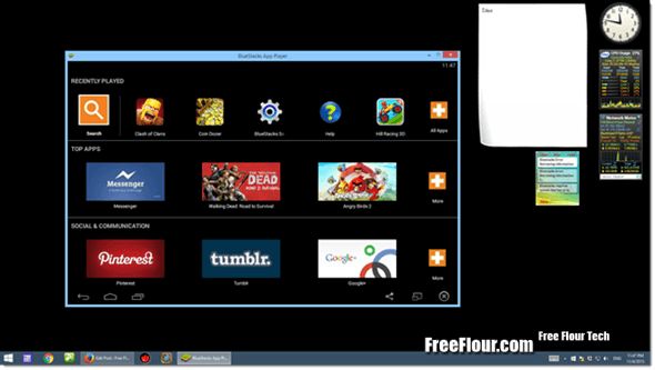 Bluestacks App Player Free Download for Windows 10 8.1 7 Mac