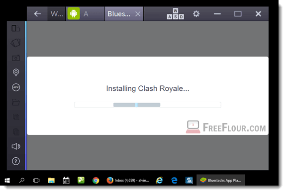 clash of clans free  windows 10