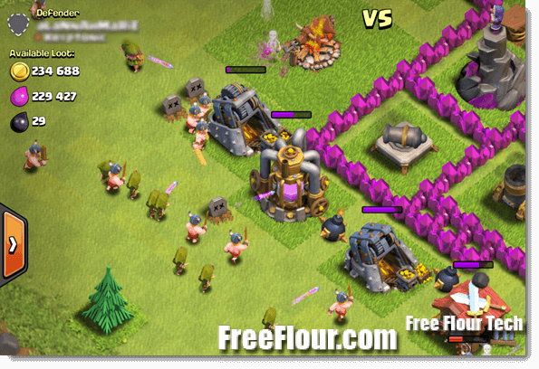 CoC Farming Guide Dead Base Gold Elixir