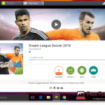 Dream League Soccer 2016 For PC Download Free