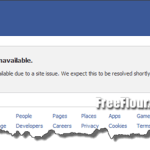Facebook Account Temporary Unavailable Due to Site Issue Fix