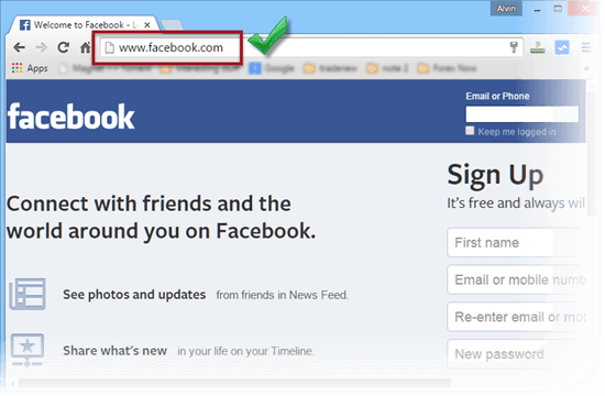 Facebook Login Welcome to Facebook