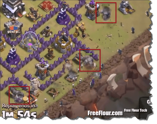 GoWiWi Clash of Clans Clan War Attack Strategy