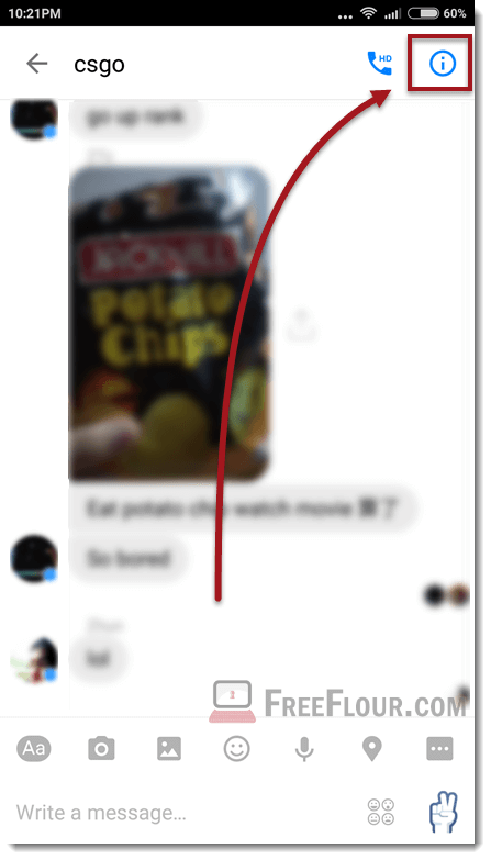 How to Change the Like Button on Facebook Chat emoji