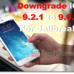 How to Downgrade iOS 9.2.1 to iOS 9.0.2 / 9.0 / 9.2 Jailbreak