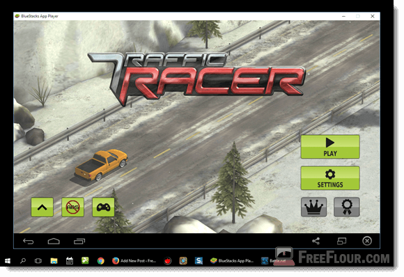 Traffic Racer For PC Free Download