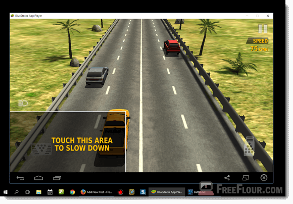 Traffic Racer Game Free Download For PC Windows 10 7 8