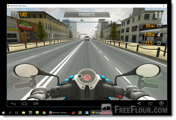 Traffic Rider Game For PC Download Free Windows 10/8/7 Mac