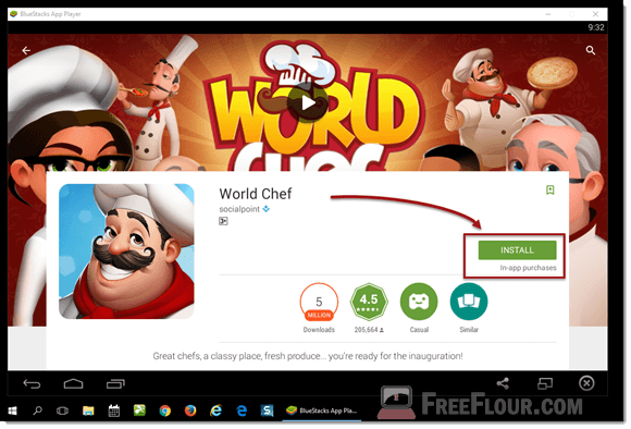 World Chef Game For PC Download Free Windows 10 8 7 Mac