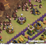 Clash of Clans Clan War Attack Strategy TH8 GoWiPe Hog