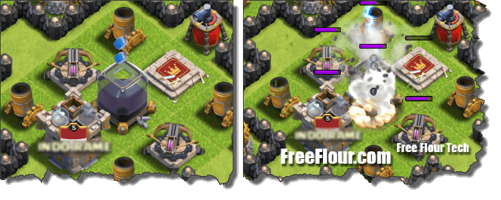 clash of clans farming DE dark elixir strategy