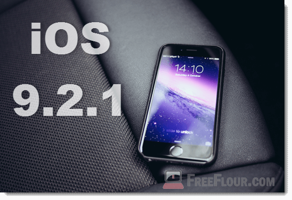 download ios 9.2.1 ipsw file link iphone ipad mini