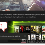 Geforce Experience Unable to Connect to Nvidia Solved