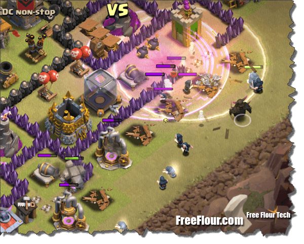 gowipe clash of clans attack strategy