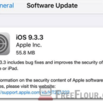Download iOS 9.3.3 IPSW Direct Link File for iPhone and iPad