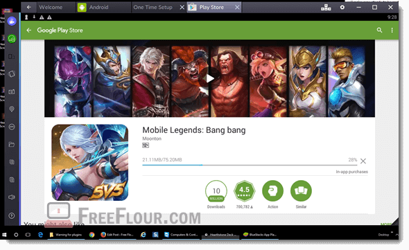 mobile legends bang bang for PC download