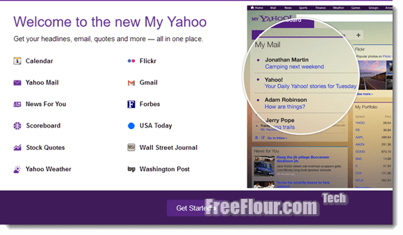 my yahoo mail sign in