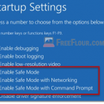 How to Start Windows 10 in Safe Mode with Networking Boot