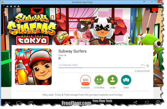 subway surfers for pc free download game mac