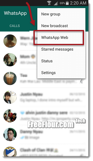 whatsapp free download for PC